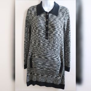 Missoni Target Space Dye Knit Dress Sz XS